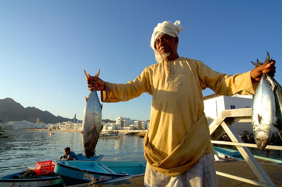 آمار صادرات و واردات آبزیان در عمان - عمان ترید